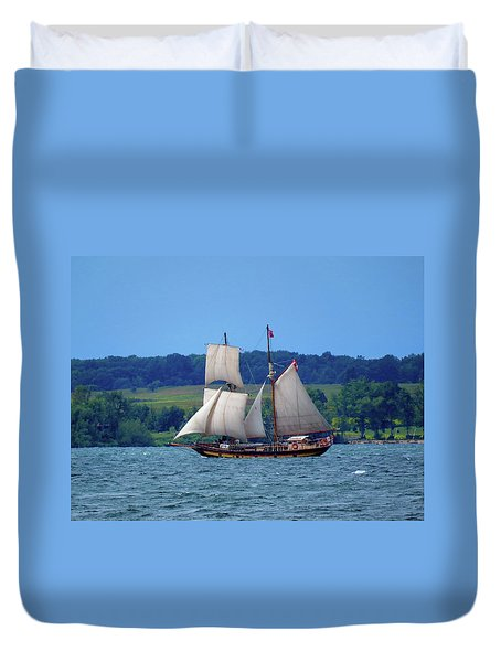St. Lawrence II  Duvet Cover