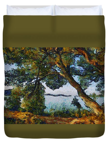 St. Lawrence Point Duvet Cover