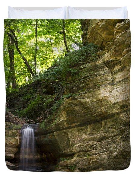 St. Louis Canyon Duvet Cover