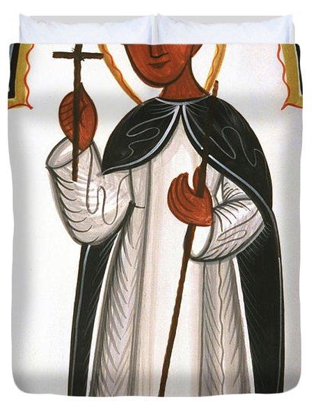 St. Martin Of Porres - Aomap Duvet Cover