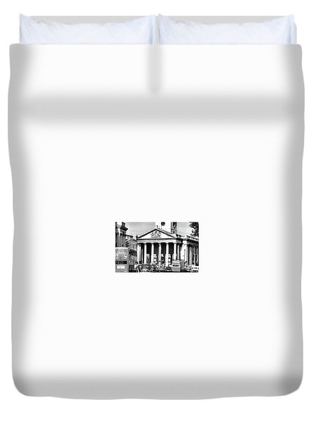 St Martins In The Fields London England Duvet Cover