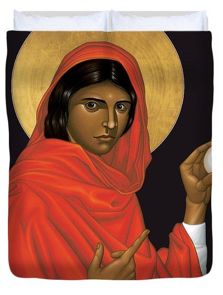 St. Mary Magdalene - Rlmam Duvet Cover