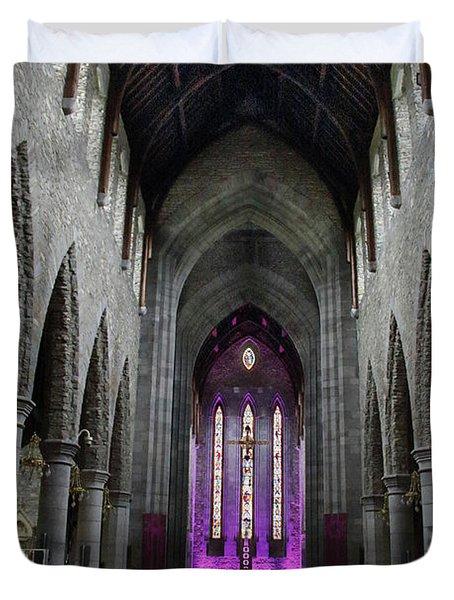 St. Mary's Cathedral, Killarney Ireland 1 Duvet Cover