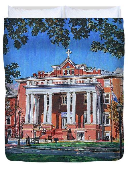 St Marys School Duvet Cover