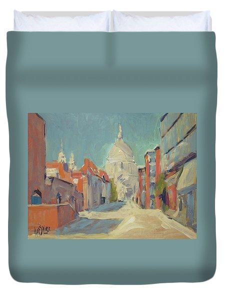 St Pauls London Duvet Cover