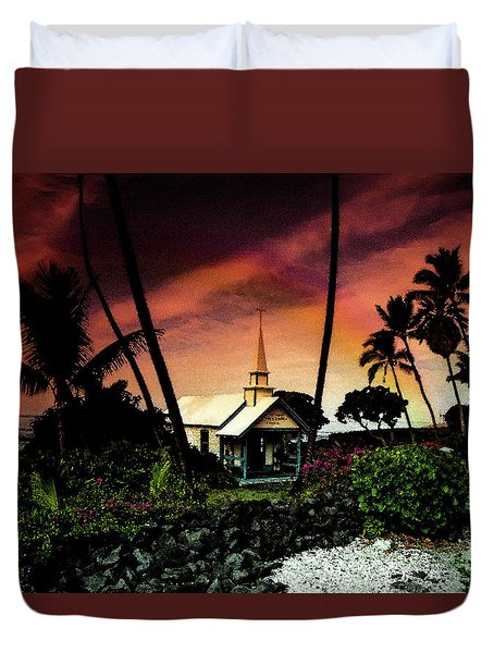 St Peter Duvet Cover