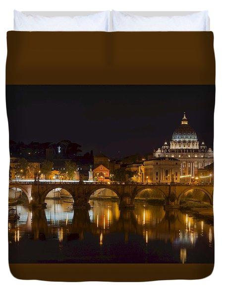 St. Peter's Basilica-655 Duvet Cover
