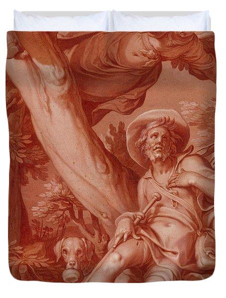 St. Roch Duvet Cover