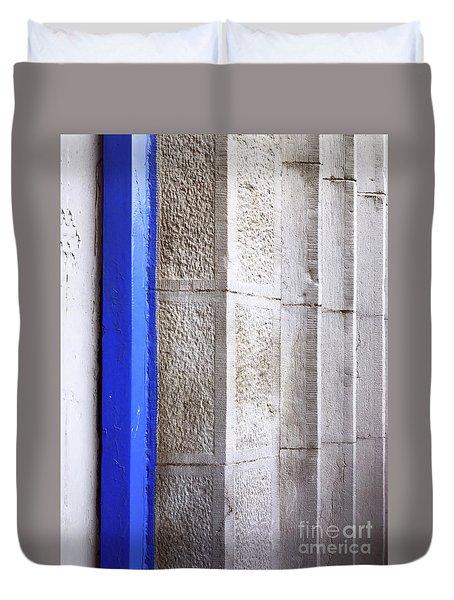 St. Sylvester's Doorway Duvet Cover
