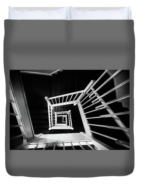 Staircase II Duvet Cover