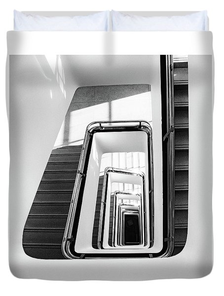 Staircase IIi Duvet Cover