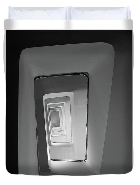 Staircase Iv Duvet Cover
