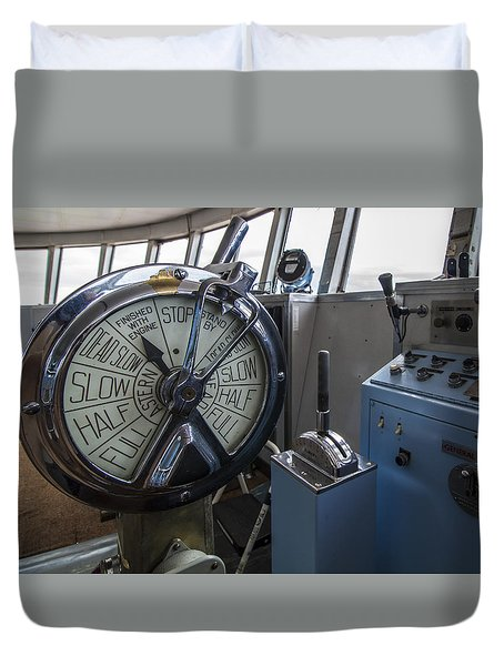 Standby Duvet Cover