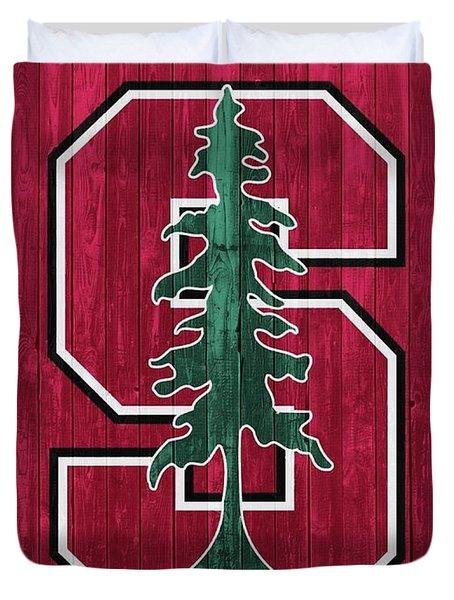 Stanford Barn Door Duvet Cover