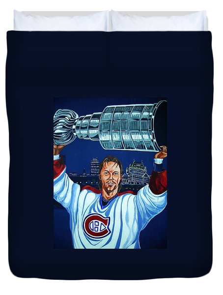 Stanley Cup - Champion Duvet Cover