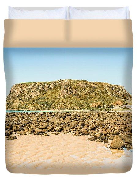 Stanley Seascape Duvet Cover