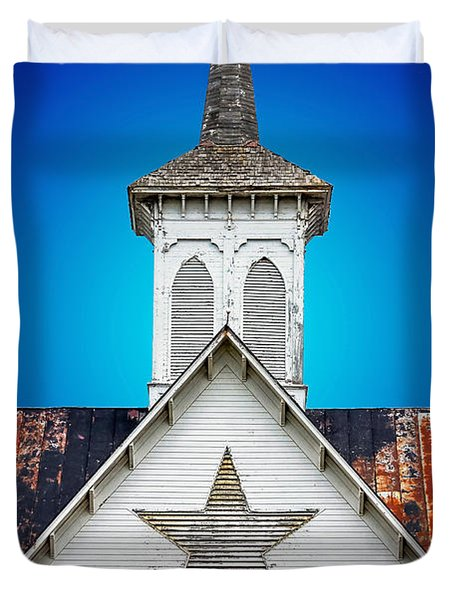 Star Barn 2 Duvet Cover