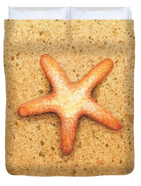 Star Fish Duvet Cover