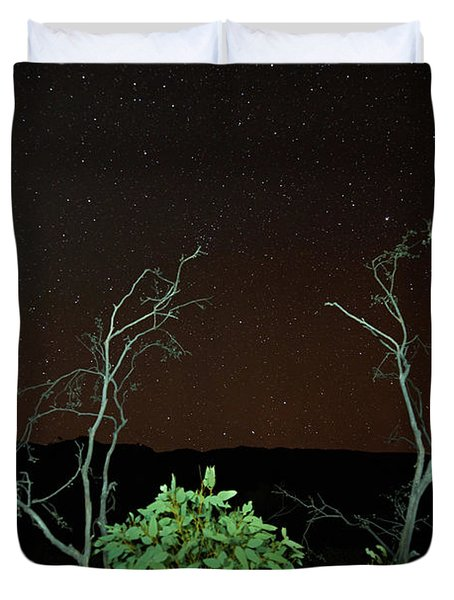 Star Light Star Bright Duvet Cover