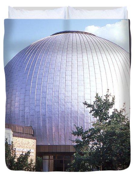 Star Planetarium Berlin Duvet Cover