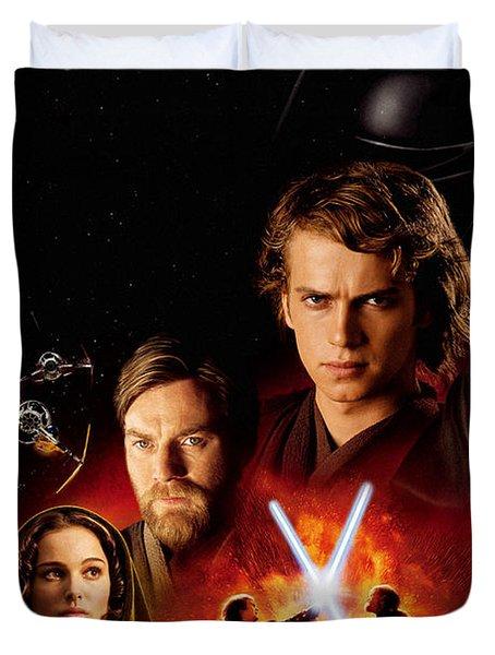 Star Wars Episode IIi - Revenge Of The Sith 2005 Duvet Cover