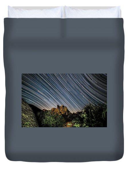 Starfall Duvet Cover