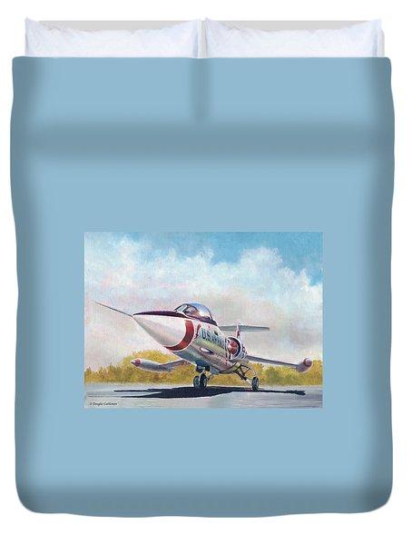 Starfighter Duvet Cover