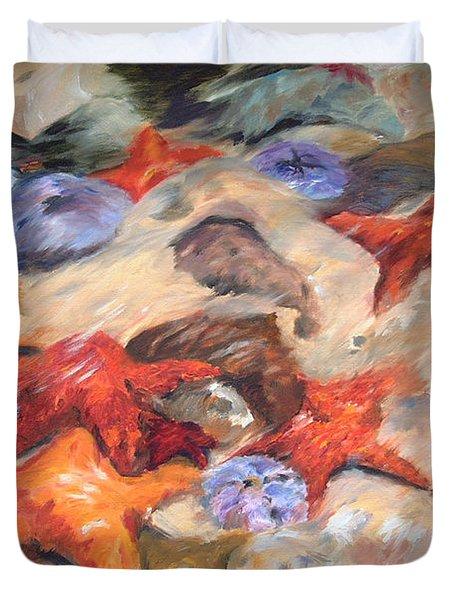 Starfish Duvet Cover