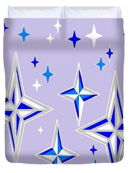 Starlight 11 Duvet Cover