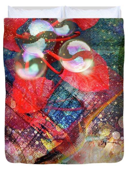 Starlight Duvet Cover