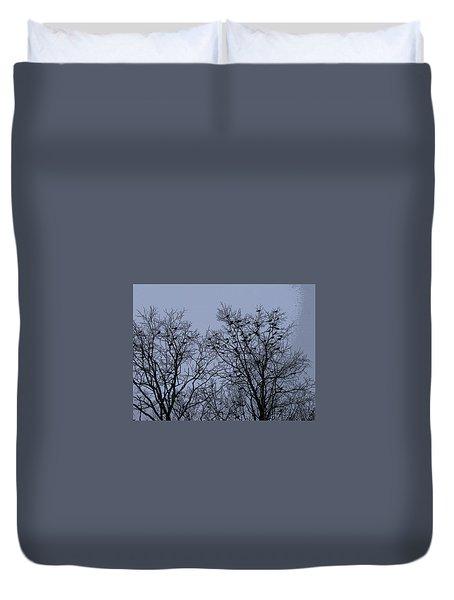 Starlings Duvet Cover