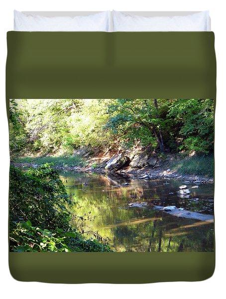 Starr Creek Duvet Cover