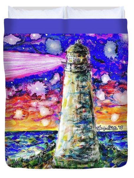 Starry Light Duvet Cover