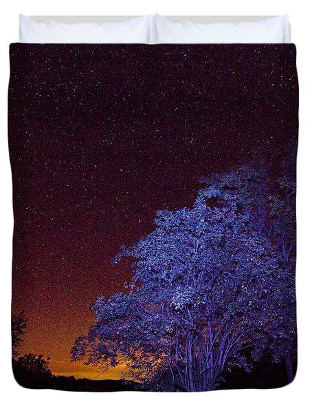 Starry Night Duvet Cover
