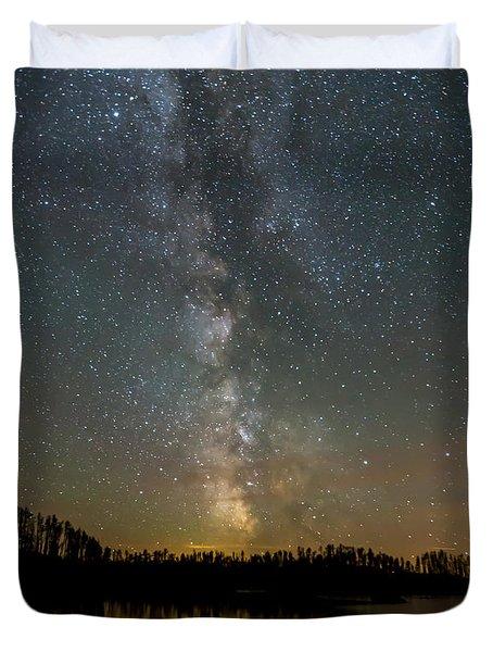 Starry Starry Night Duvet Cover