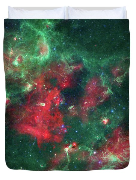 Stars Brewing In Cygnus X Duvet Cover