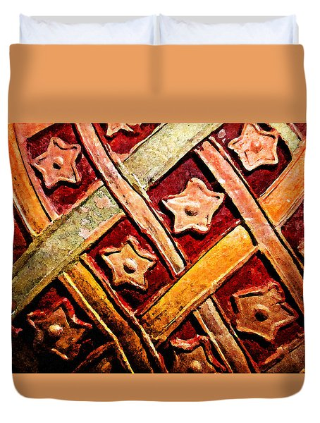 Stars Intertwined Duvet Cover