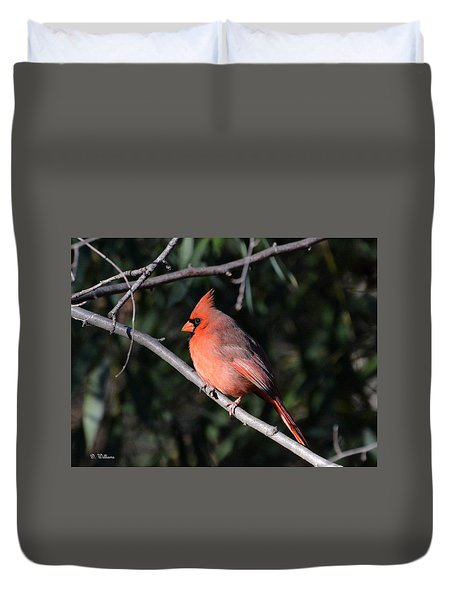 State Bird Duvet Cover