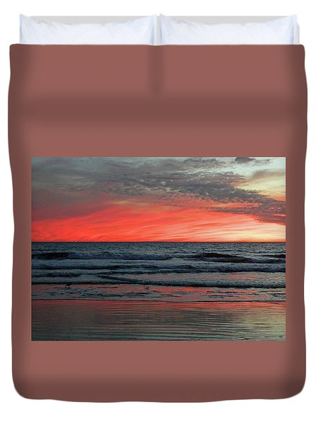 State Of Mind Duvet Cover