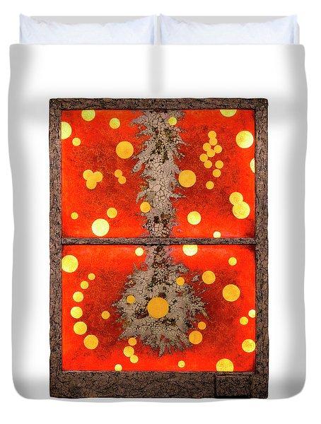 Static Pendulum Duvet Cover
