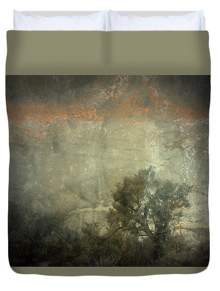 Station  Duvet Cover
