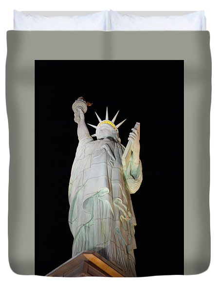 Statue Of Liberty.... Not Duvet Cover