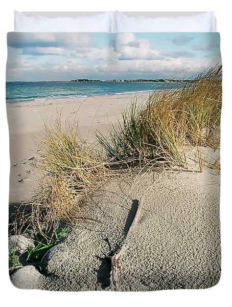 Stavanger Shore Duvet Cover