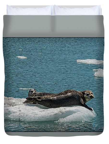 Staying Cool Duvet Cover
