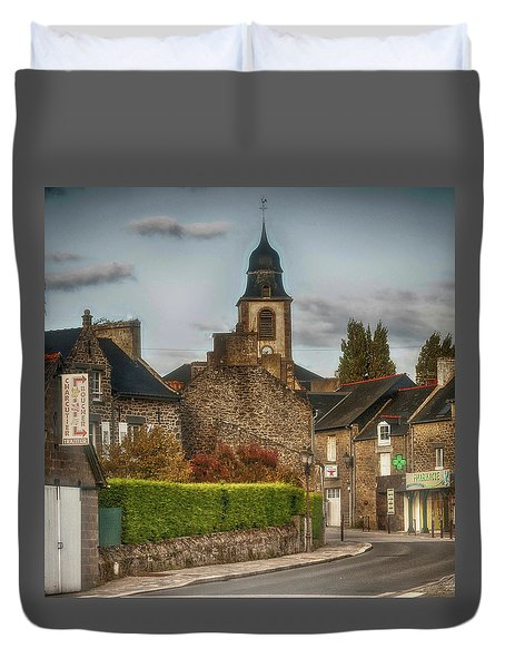 St.coulomb Duvet Cover