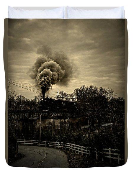 Steam Duvet Cover