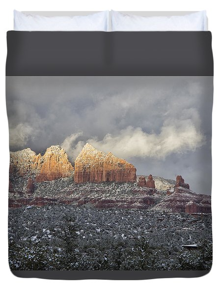 Steamboat Duvet Cover