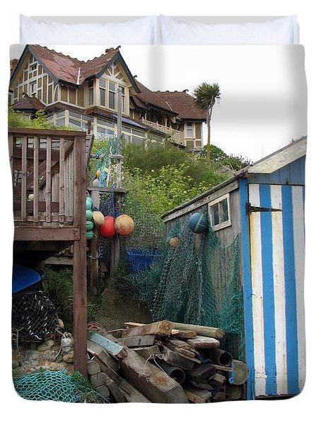 Steephill Cove Duvet Cover