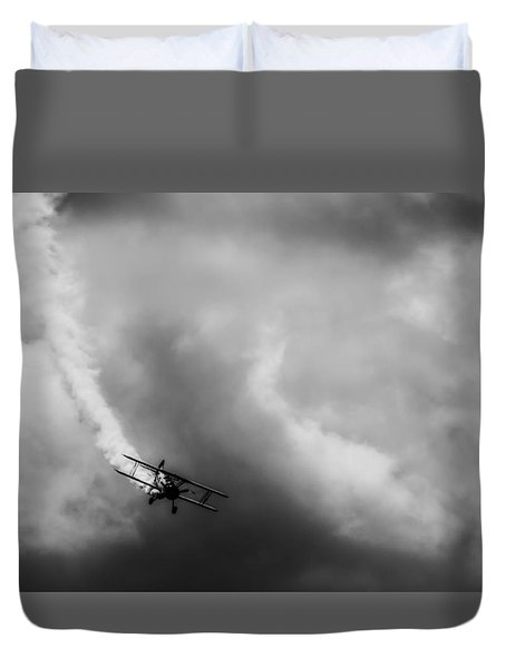 Steerman Duvet Cover