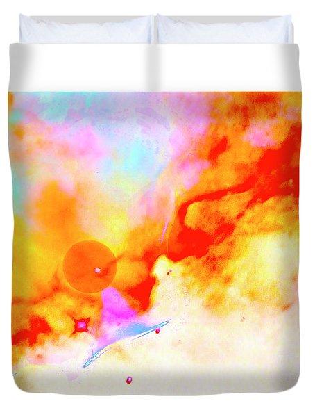 Stellar Duvet Cover by Xn Tyler